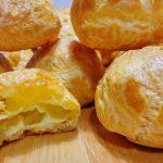 Как приготовить заварные булочки