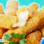 Быстрый рецепт приготовления сырных палочек