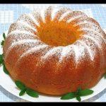 Домашний кекс с апельсиновой цедрой, пошаговый рецепт с фото