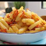 Как приготовить жареный картофель с паприкой и морковью