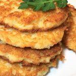 Картофельные блины, пошаговый рецепт с фото