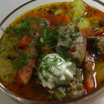 Картофельный «соус», пошаговый рецепт с фото