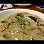 Куриная печень в сметанном соусе, пошаговый рецепт с фото