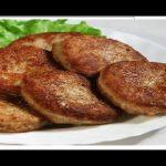 Оладьи из куриной печени, пошаговый кулинарный рецепт с фото