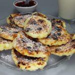 Оладьи с изюмом, кулинарный рецепт с фото