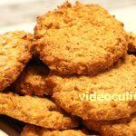 Овсяное печенье, пошаговый рецепт с фото