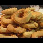 Печенье «Колечки», пошаговый рецепт с фото