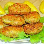 Рецепт с кабачками, нежные и сочные бочонки
