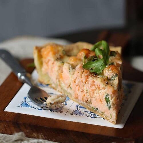 Запеканка из рыбы и овощей под сырной корочкой - Рецепт с фото