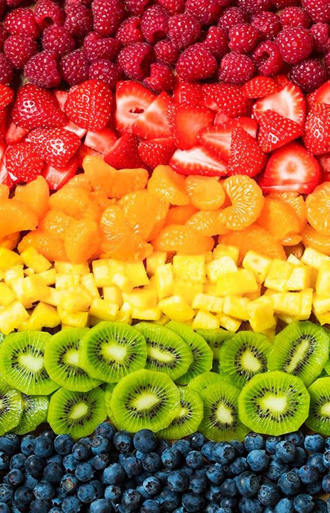 Вкусный и быстрый фруктовый салат