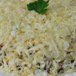 Салат из говядины, пошаговый рецепт с фото
