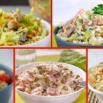 Салат из капусты, пошаговый рецепт с фото