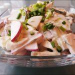 Салат «Европейская легкость», пошаговый рецепт с фото