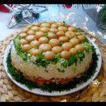 Салат «Грибы на опушке», пошаговый рецепт с фото