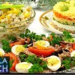 Салат с тунцом, пошаговый рецепт с фото