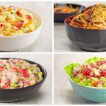 Салат со шпинатом, рецепт с фото на Рецепты-хозяйки.рф