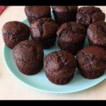 Шоколадные кексы, пошаговый рецепт с фото