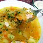 Суп с курицей и квашеной капустой, пошаговый рецепт с фото