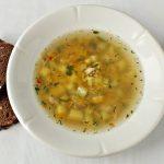 Суп с пшеном и курицей, пошаговый рецепт с фото