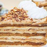 Торт «Влюбленная леди», пошаговый рецепт с фото