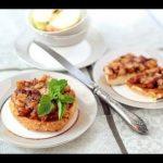 Яблочные французские тосты, пошаговый рецепт с фото